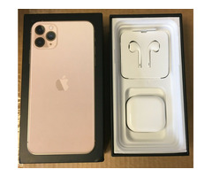 продажа iPhone 11 64GB..$470 iPhone 11 Pro  64GB..$550 iPhone 11 Pro Max 64GB..$670 - Изображение 1/4